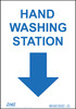 Eco Safety Sign, Hand Washing Station, Available in Different Sizes and Materials