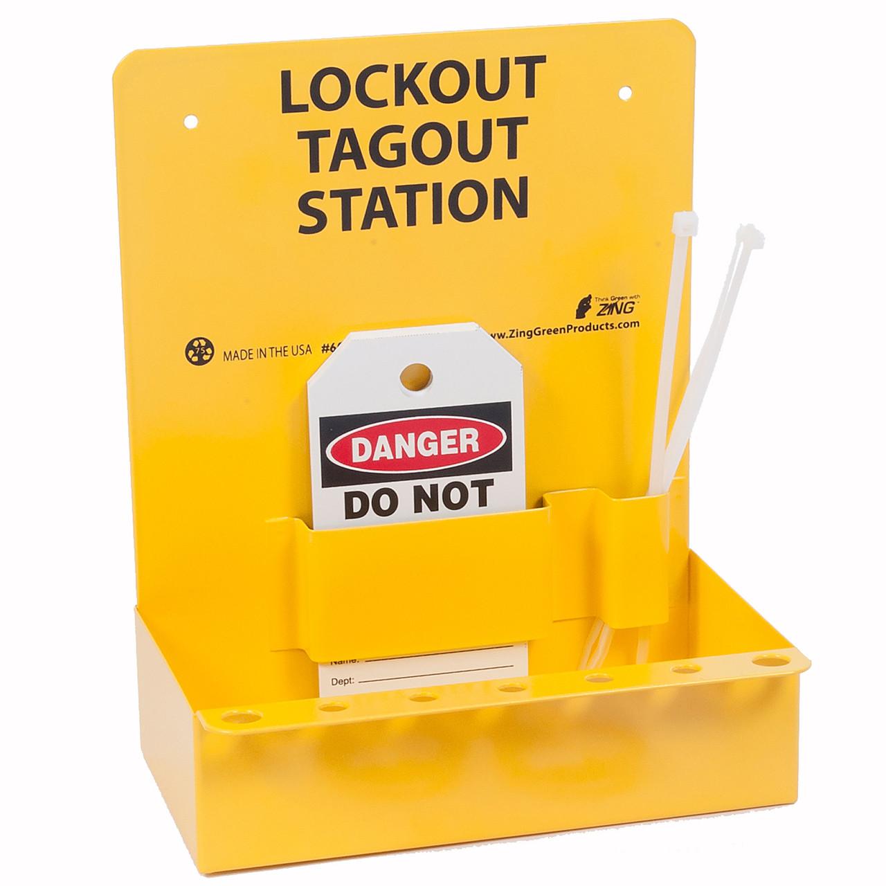 Mini Lockout Station Unstockd