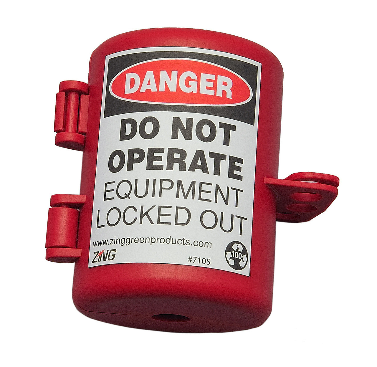 Small Plug Lockout