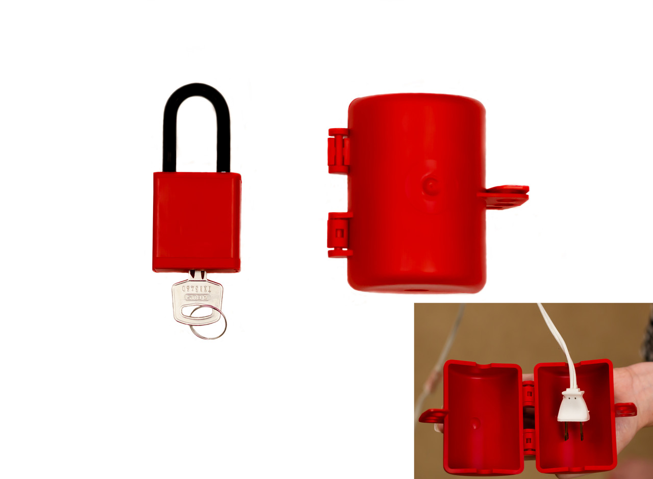 TV/Video Game/Standard Appliance Lockout Set