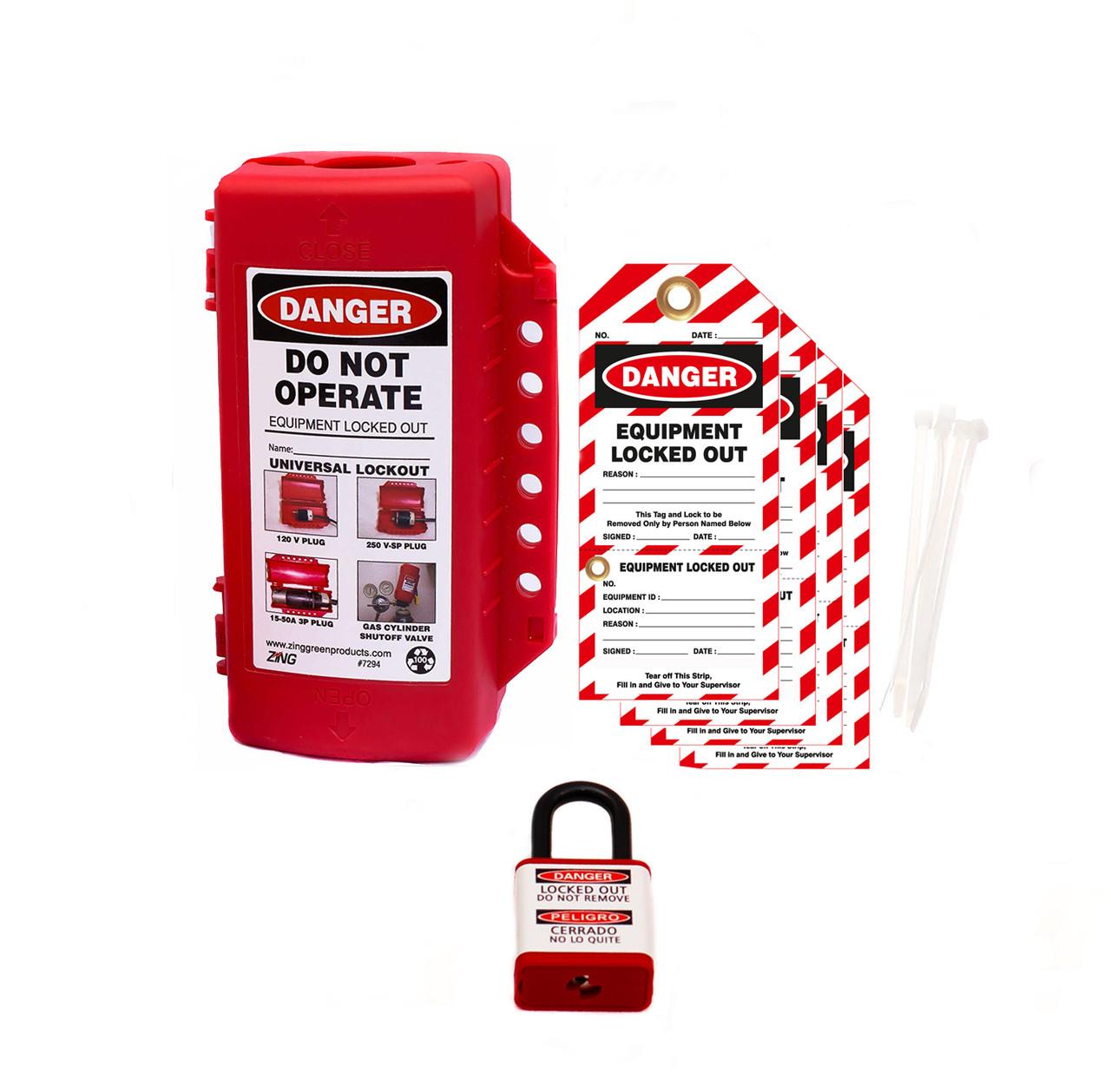 Forklift Lockout Kit