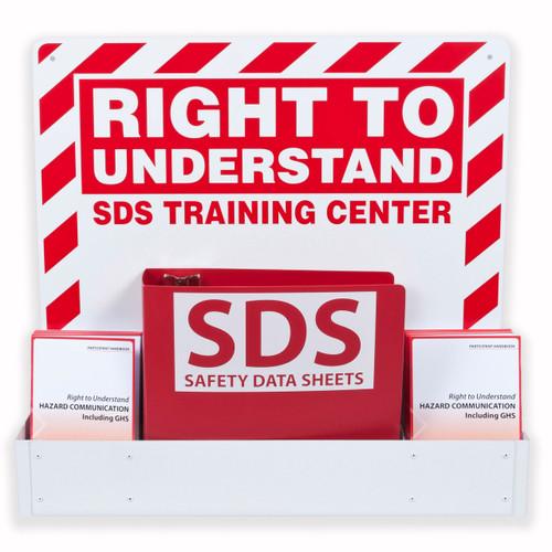 SDS Training Station, 20X29X4