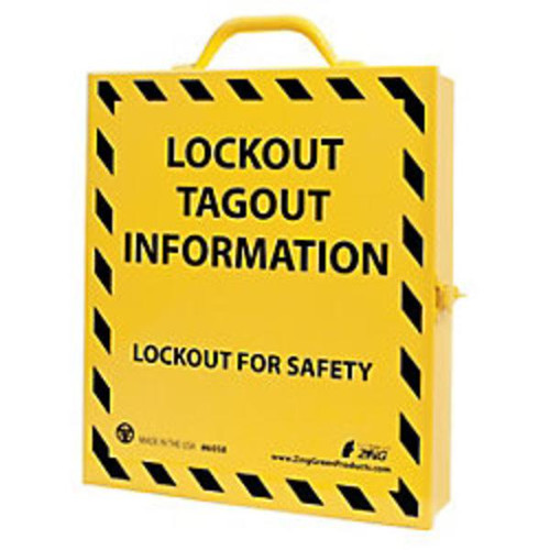 Lockout Document Case