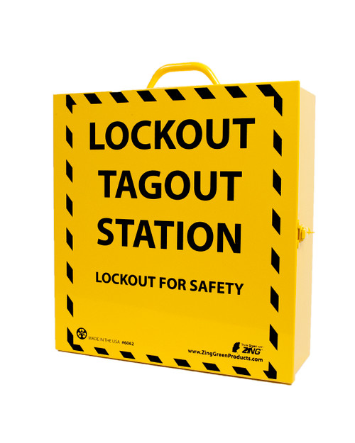 Lockout Cabinet, Unstocked