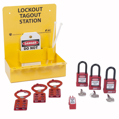 Mini Lockout Station - Stocked