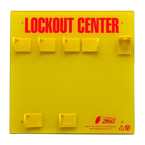 Lockout Station 3 Padlock Unstocked