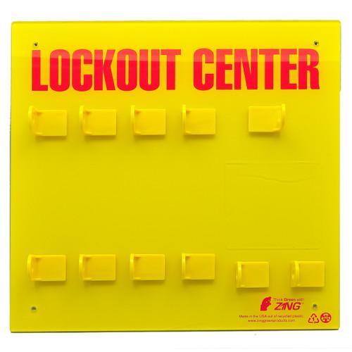 Lockout Station 8 Padlock Unstocked
