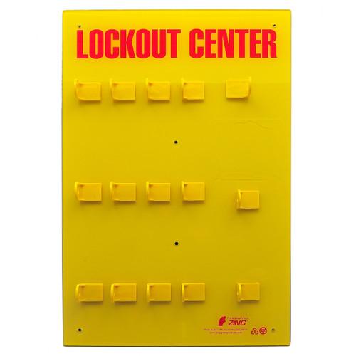Lockout Station 12 Padlock Unstockd
