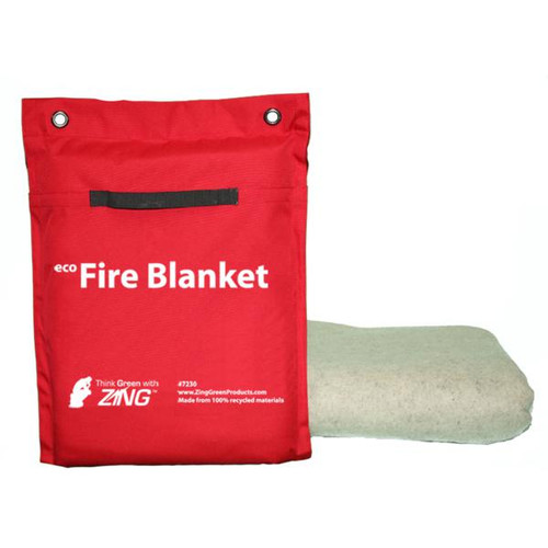 Eco Fire Blanket - Tote Set