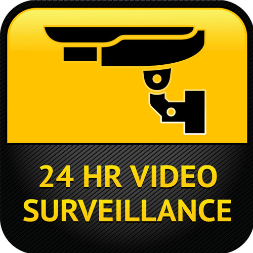 24 HR Video Surveillance