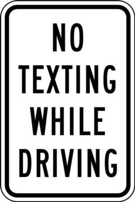 No Texting While Driving, It's the Law