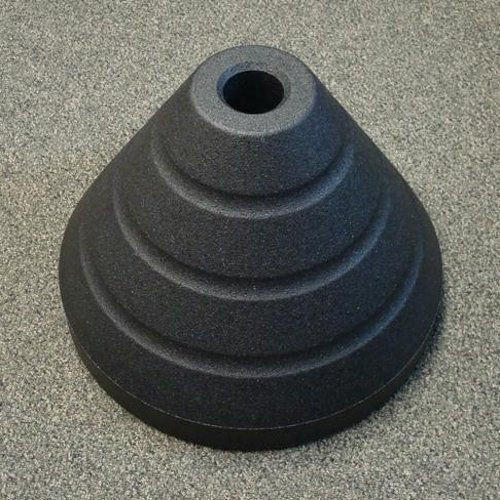 Rubber Sign Base, for Round Signposts