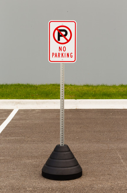 No Parking Sign Kit