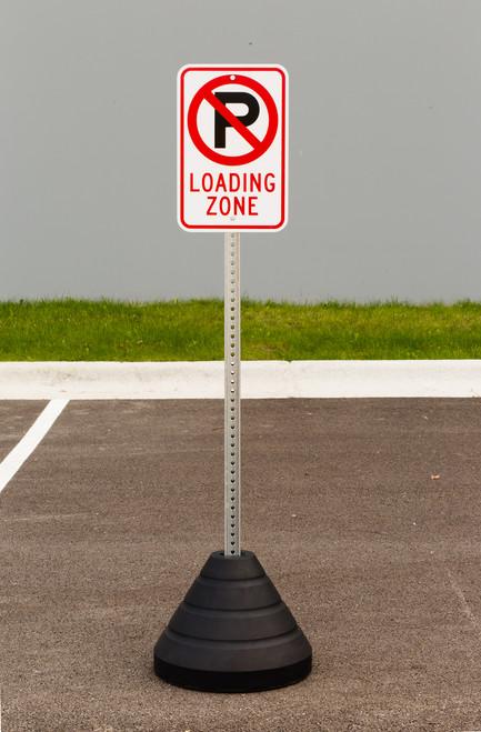 Zing No Parking Sign Kit