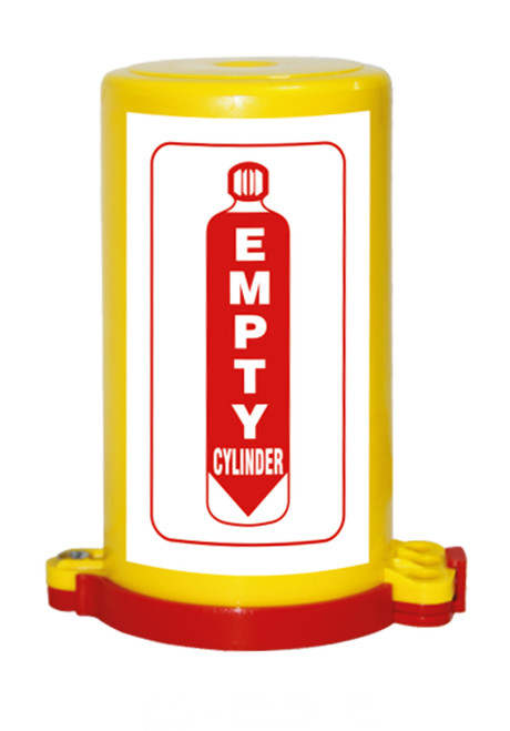 Cylinder Lockout, Empty Status, 3 Holes