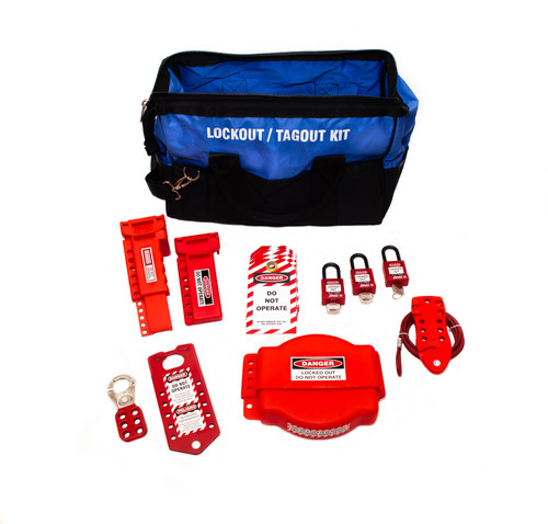 Valve Lockout Bag Kit