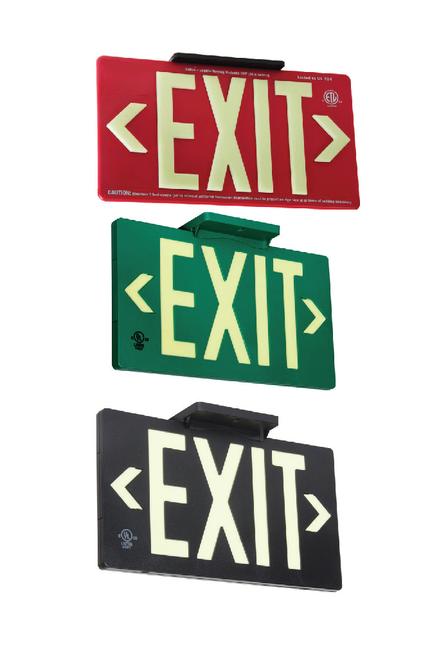 Eco Brite Exit Sign