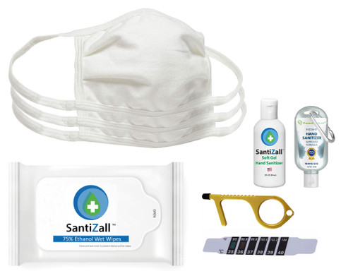 Back to School Flu Safety Kit