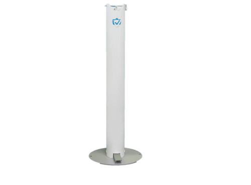 "Hand Sanitizer Dispenser, 39"" Height"