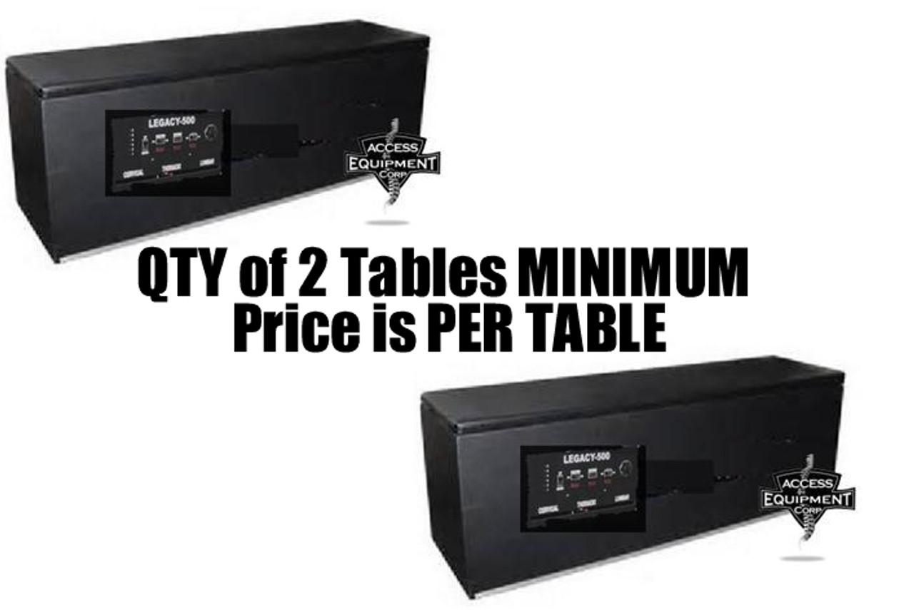 Legacy IST Table -  QTY 2 MINIMUM
