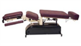 Chiropractic Auto Flexion Tables with Manual Drops