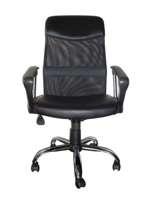 Office Chair-Ergonomic Mesh High Back Desk Office Computer Chair