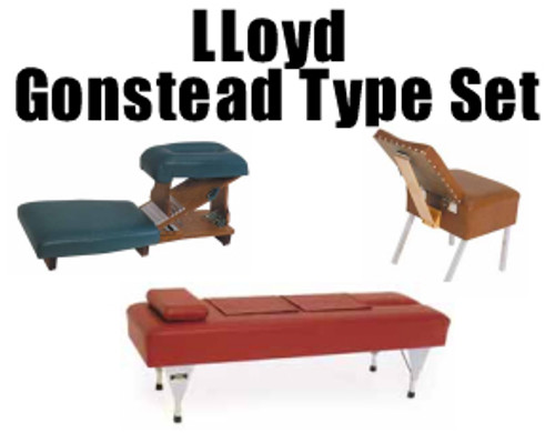Lloyd Gonstead Type Set