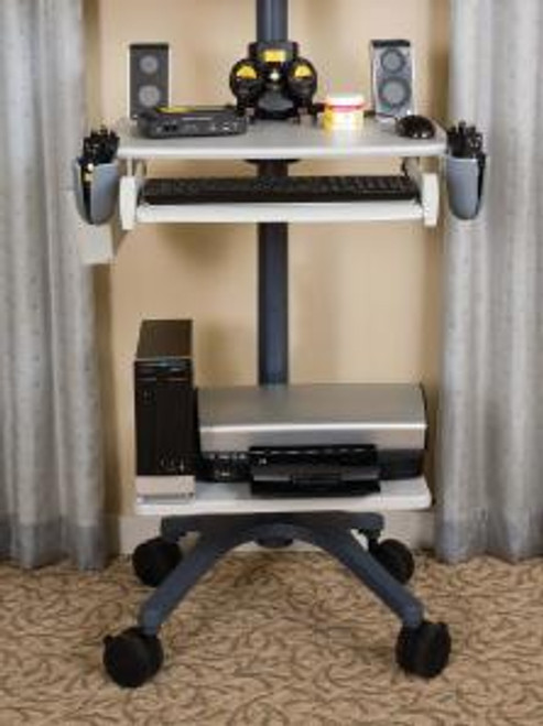 Vision Cart by  Myovision -Does Not include OPTIONAL 26 LCD screen, computer, printer and all MyoVision 3G