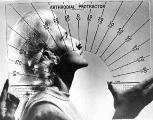 Arthrodial Protractor