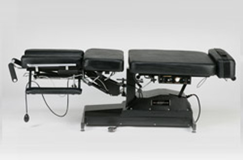Leander 950 Auto Flexion Table with Elevation Base
