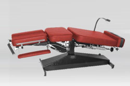 Leander Lite Manual Flexion Table - ELEVATION