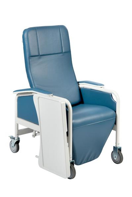 5351 - Winco Caremor Recliner with Tray