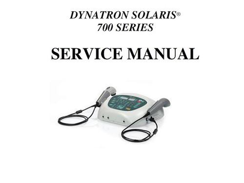 Dynatron Solaris Series Service Manual - PDF Download