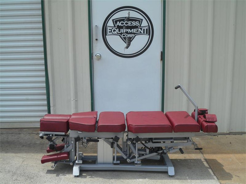 Omni Flexion Elevation Table with 5 Manual Drops