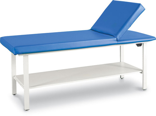 8570SH - Winco Adjustable Back Treatment Table with Shelf