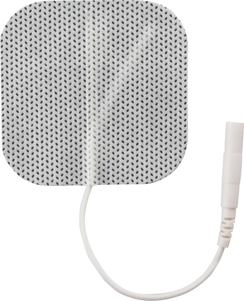 "InTENSity Electrodes - 2"" x 2"" - White Cloth"