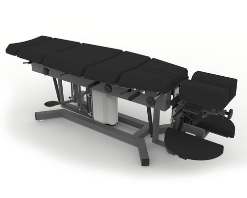 X-Pro Elite Elevation Drop Table with Power Pelvic & Headpiece