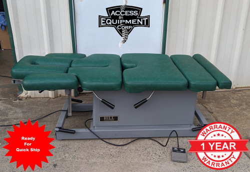 Used Hill  Elevation Table with 3 Drops