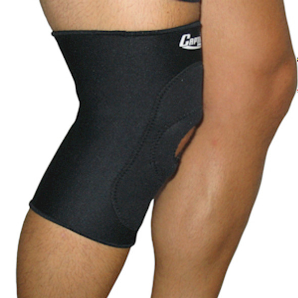 Padded Knee Sleeve with Patella Stabilizer
