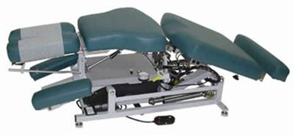 Lloyd 402  Flexion Elevation-Tilt Head- Breakaway Chest