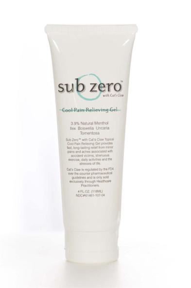 4oz Tube Sub Zero