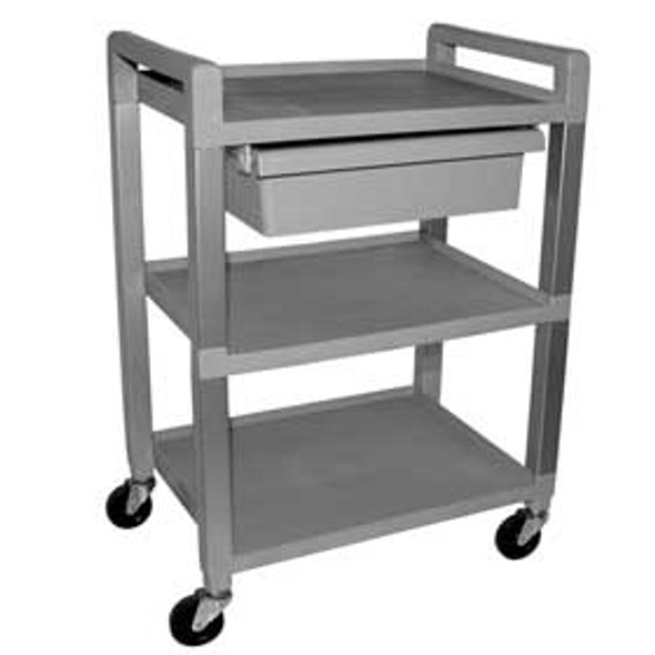 UC320D Poly Cart with Drawer