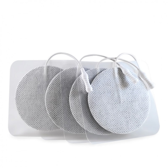 """2"""" Round Electrodes 4 Pads per Pack"""