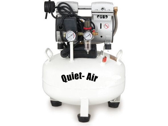 Quiet Compressor - Oil Less