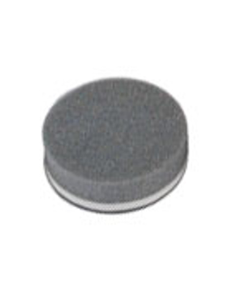 """General Physiotherapy Applicator 212 - Soft Sponge Rubber 3 1/2"""" Diameter"""