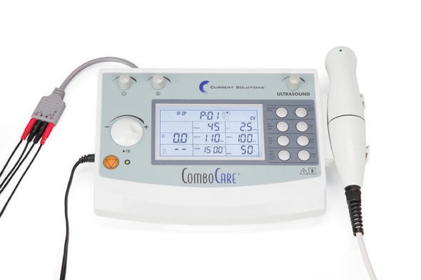ComboCare E-Stim and Ultrasound Combo