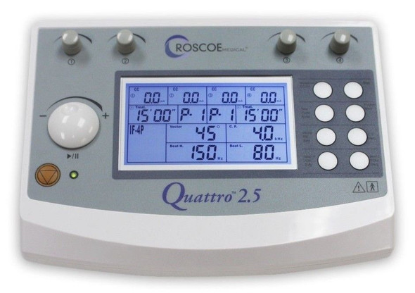 Quattro 2.5 Electrotherapy Device