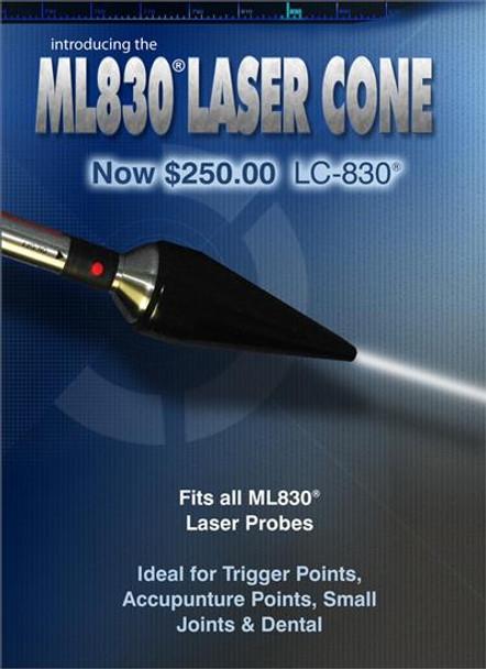 Microlight ML830 Laser Cone