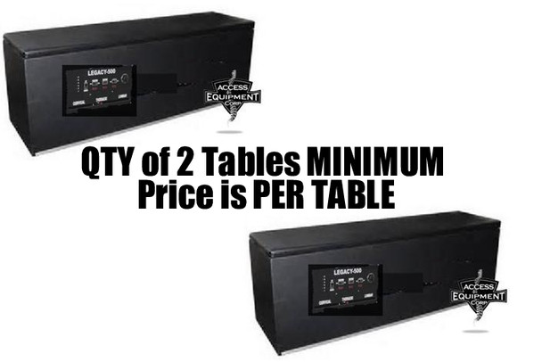 Legacy 500 IST Table -  QTY 2 MINIMUM