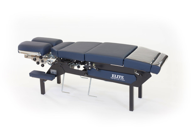 Elite Stationary Table - with Breakaway Optional Feature shown
